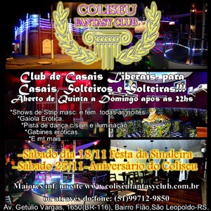 Coliseu Fantasy Club
